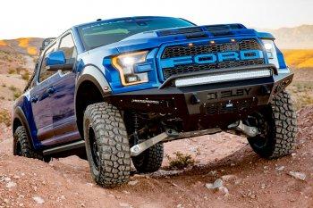 Mẫu bán tải Shelby Baja Raptor mới có giá hơn 2,6 tỷ đồng