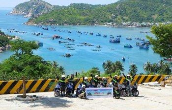 Hành trình xuyên Việt cùng SYM Star SR 125 – khám phá Phú Yên
