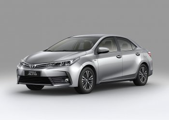 Toyota Corolla Altis 2017 được bán với giá từ 702 triệu đồng