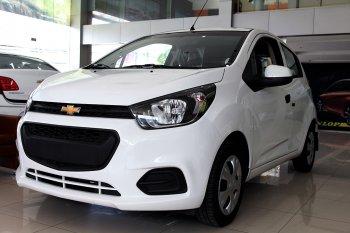 """Ngắm mẫu xe """"chiến lược"""" của Chevrolet: Spark Duo 2018"""