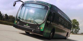 Xe bus điện lập kỷ lục phạm vi 1.770km
