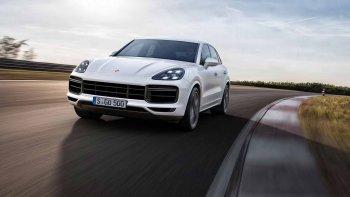 Turbo - phiên bản mạnh nhất của dòng SUV Porsche Cayenne