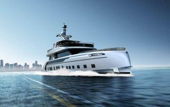 """""""Phát thèm"""" với siêu du thuyền 12.000 mã lực của Porsche"""