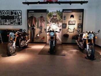 Hãng môtô Anh Quốc Triumph nhảy vào giành thị phần tại Việt Nam