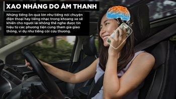 4 lí do khiến lái xe tự gây tai nạn