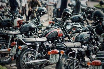 DGR 2017: các quý ông chạy xe vì mục đích thiện nguyện