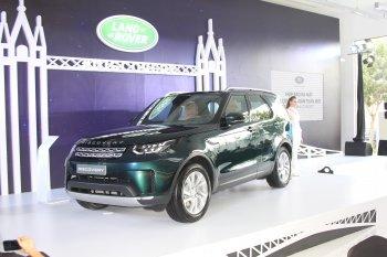 Land Rover Discovery 2017 chính hãng giá 3,997 tỷ