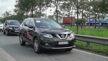 Hành trình khám phá kỳ thú với Nissan X-Trail