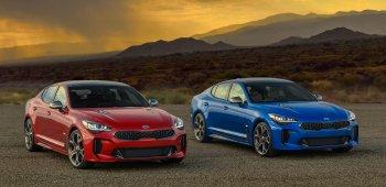 KIA giới thiệu xe mới nhanh hơn Porsche Panamera V6, giá từ 1 tỷ đồng