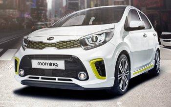 Kia Morning tiếp tục giảm giá