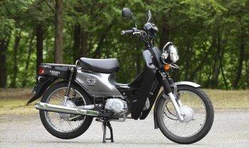 Honda sẽ kỉ niệm 60 năm Super Cub tại triển lãm Tokyo Motor Show