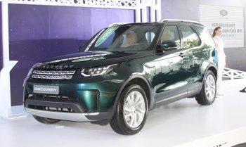 Land Rover Discovery 2017 chính hãng đủ Option có những gì