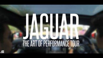 """Jaguar mang """"THE ART OF PERFORMANCE TOUR"""" đến Việt Nam ?"""
