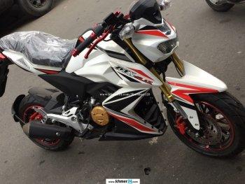 """Yamaha TFX nhái """"dụ"""" biker Việt với giá rẻ hơn 62 triệu đồng"""