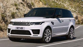 Jaguar Land Rover trình làng mẫu xe Hybrid đầu tiên