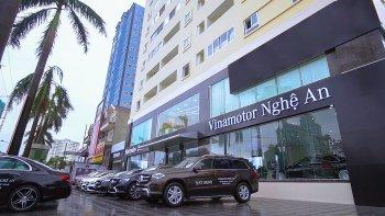 Mercedes-Benz Vinamotor Nghệ An - đại lý xe sang đầu tiên ở Bắc Trung Bộ