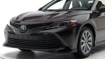 Toyota Camry đạt chứng nhận an toàn cao nhất