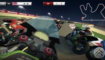 Game đua xe chính thức của WSBK kết hợp công nghệ thực tế ảo VR