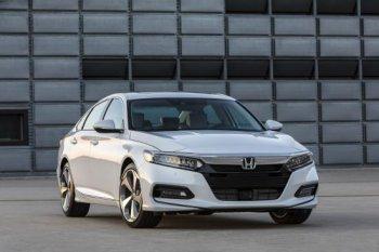 5 chi tiết thú vị trên Honda Accord 2018