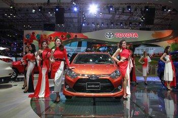 Toyota Wigo sắp bán ra tại Việt Nam; Cạnh tranh với Hyundai Grand i10 và Kia Morning