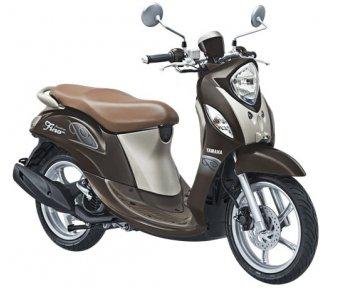 Xe tay ga Yamaha Fino 125 nâng cấp, thêm 3 màu mới