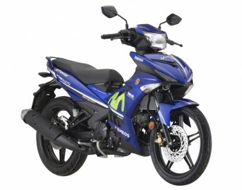 Yamaha Exciter 150 bản đặc biệt ra mắt, giá gần 48 triệu đồng