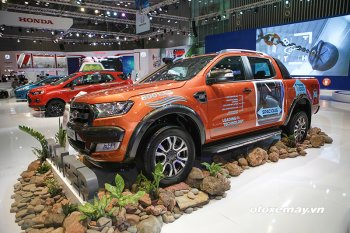 Triệu hồi Ford Ranger và Ford Everest do lỗi túi khí