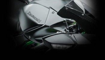 Kawasaki chuẩn bị tung mô tô siêu nạp mới