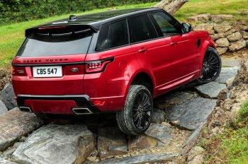 Video: Những thay đổi đáng chú ý trên chiếc Range Rover Sport 2018