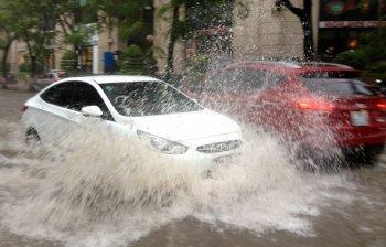 Làm sao để tránh mua xe bị ngập nước