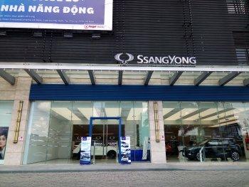 SsangYong chính hãng ra mắt với SUV giá 630 triệu đồng