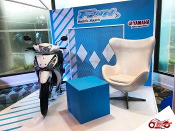 Yamaha Finn 115 ra mắt, đè Honda Wave 110