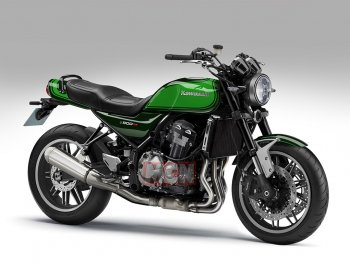 Mô tô hoài cổ Kawasaki Z900RS sẽ có hai phiên bản