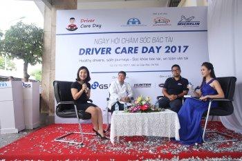 Lái xe được chăm sóc sức khoẻ với Driver Care Day 2017