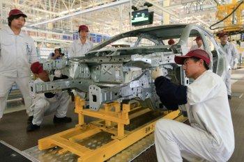 Thép kém chất lượng khiến ngành ôtô Nhật điêu đứng