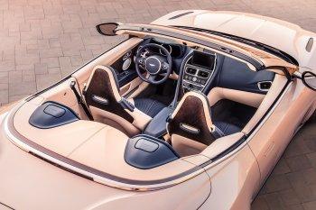Ngắm mẫu mui trần DB11 Volante mới có giá từ 4,9 tỷ đồng