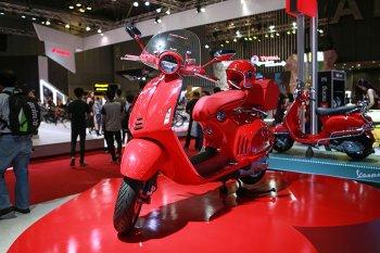 Phiên bản đặc biệt Vespa 946 RED có giá 405 triệu đồng tại Việt Nam