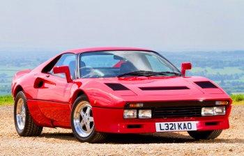 Ferrari 288 GTO tự chế giá 1 tỷ đồng