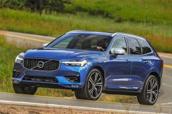 Volvo XC60 đạt danh hiệu xe an toàn nhất 2017