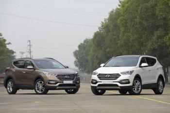 Hyundai SantaFe phá giá tới 230 triệu đồng