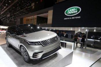 Range Rover Velar sẽ chính thức ra mắt khách hàng Việt tại VIMS 2017