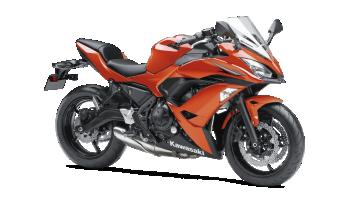 Kawasaki Ninja 650 2017 – hàng hiếm trên phố Sài Gòn giá 228 triệu đồng