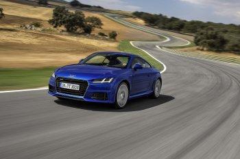 Audi TT, Q3 phiên bản đặc biệt xuất hiện tại VIMS 2017