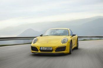 Porsche ra mắt chiếc 911 nhẹ nhất từ trước đến nay
