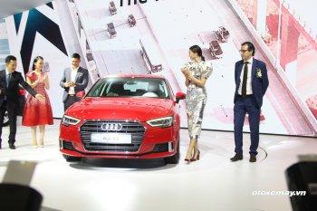 VIMS 2017: Audi A3 Sportback đầy cá tính với giá từ 1,5 tỷ đồng