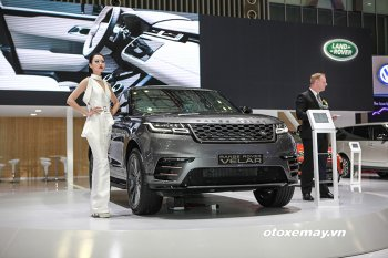 Tâm điểm SUV Range Rover Velar