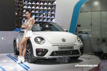 VIMS 2017: Volkswagen khẳng định sự trở lại mạnh mẽ