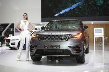 Cận cảnh Range Rover Velar hoàn toàn mới