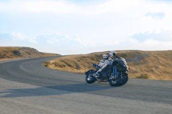 Yamaha Niken: Khái niệm mô tô ba bánh trở lại