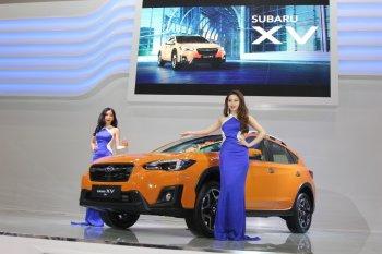 VIMS 2017: Crossover Subaru XV 2.0i-S giá 1,549 tỷ đồng có gì đặc biệt
